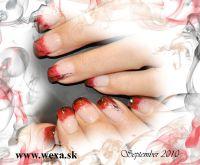 Tribal Stamping Nail Art platnička - T07