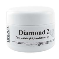 Antialergický modelovací UV gél Diamond 2 - 50ml