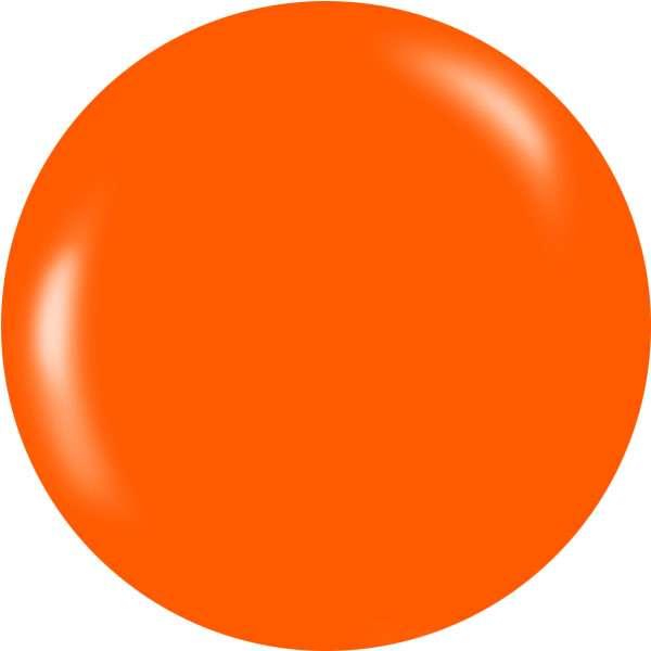 Lak na nechty Gabrini Elegant - 328 Neon Orange