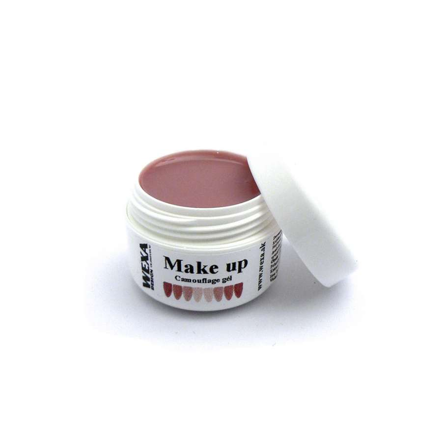 Make-up UV gél na nechty - 5ml
