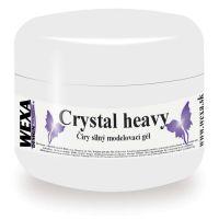Modelovací UV gél Crystal heavy - 50ml