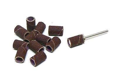 Náhradné brúsne kotúčiky pre nechtové brúsky