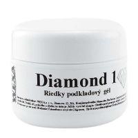 Podkladový UV gél Diamond 1 - 50ml