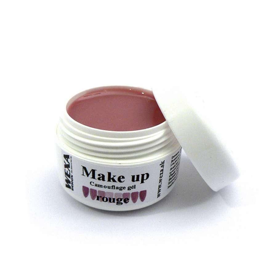 Rouge make-up UV gél - 15ml