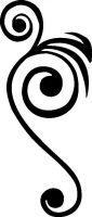 Šablónka samolepiaca - AS012
