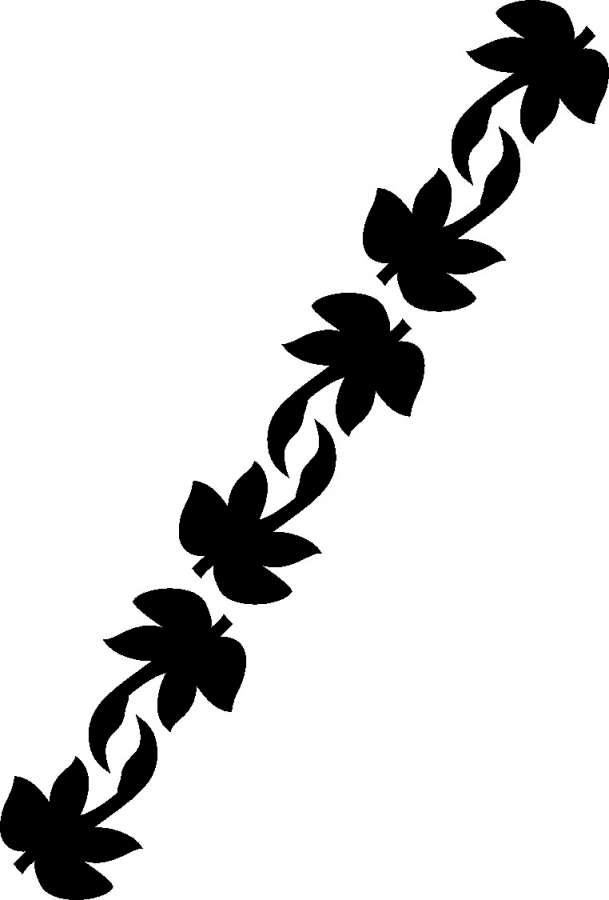 Šablónka samolepiaca - AS020