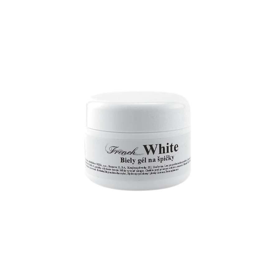 UV gel na nechty French White - 5ml