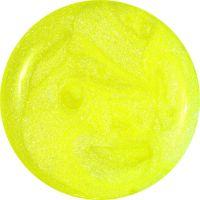 Neon UV gél - Yellow sparkling