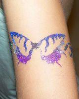 Samolepiaca šablóna na tetovanie - Tattoo šablóna