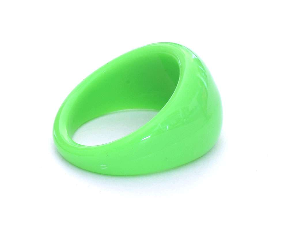Nail Art prstienok Green