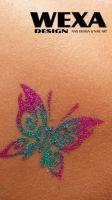Tattoo šablónka 39-161