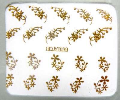 HDJYT 039 zlaté
