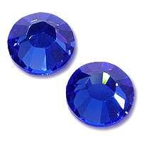 Zirkonium kamienky na nechty - Cobalt