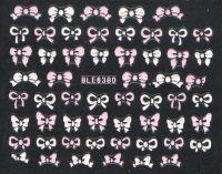 Nálepky na nechty BLE638D