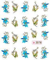 Vodolepky s trblietkami - 2076
