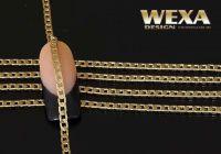 Retiazka na nechty Gold Lux