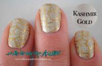 Transfer fólia - Kashmir Gold