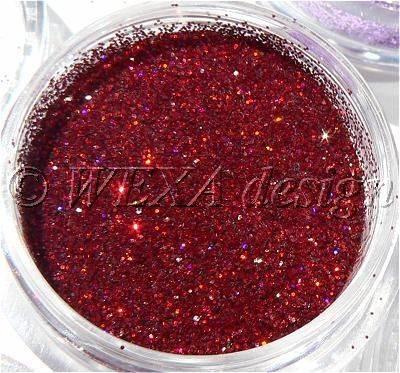 Trblietavý prášok na zdobenie nechtov - Glitter Dust