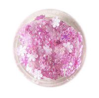 Konfety kvetinky fabrik č.4 fialkovoružové