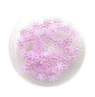 Konfety kvetinky fabrik mini č.4 ružové