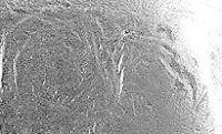 Fólia na nechty plátky veľké - strieborné