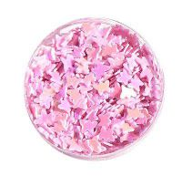 Konfety motýliky - 3.ružové