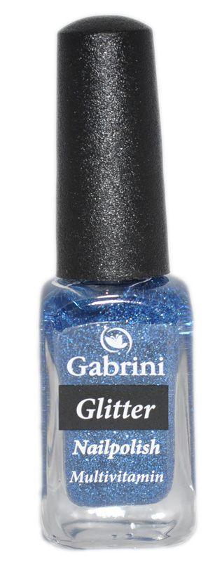 Gliiter lak na nechty Gabrini G06