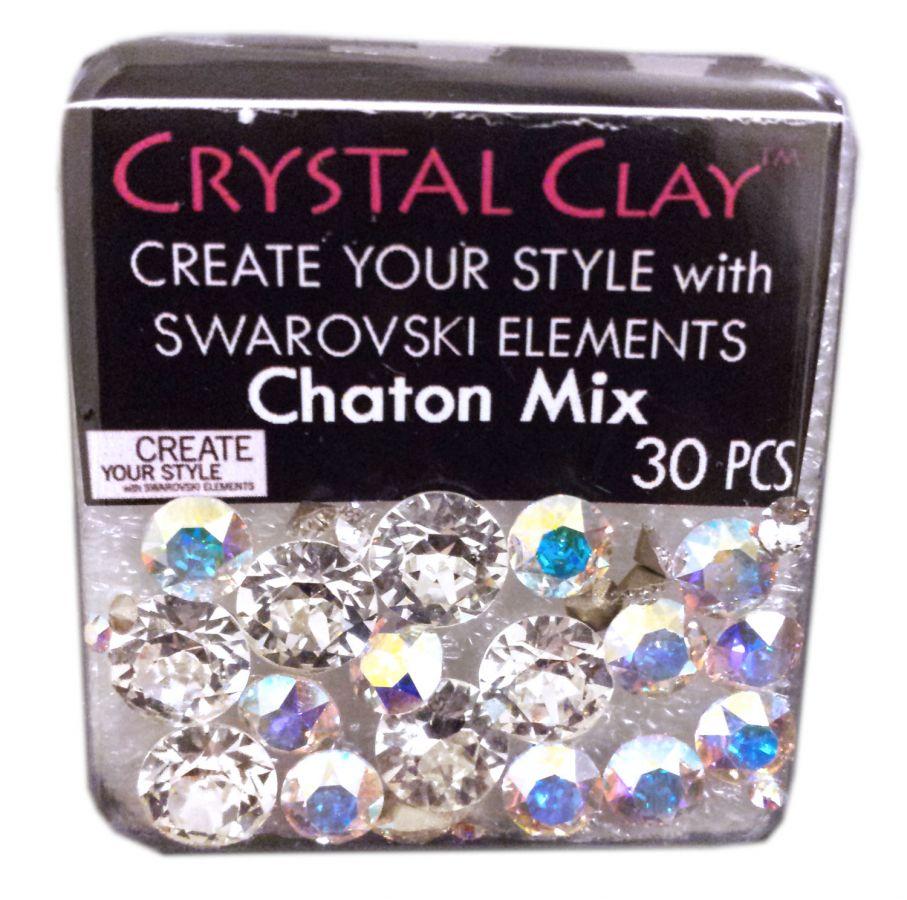 Swarovski Chaton Mix Crystal
