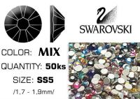 Swarovski F - Color Mix SS5