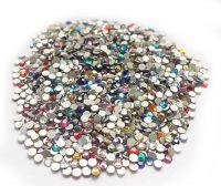 Swarovski kamienky na nechty F - Color Mix SS5