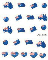 Vodolepky na nechty ZQ019 - Austrália