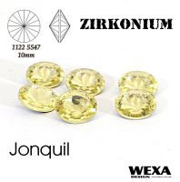 ZIRKONIUM Rivoli 10mm - Jonquil