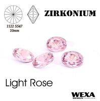 ZIRKONIUM Rivoli 10mm - Light Rose