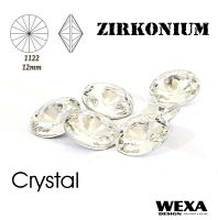 ZIRKONIUM Rivoli 12mm - Crystal