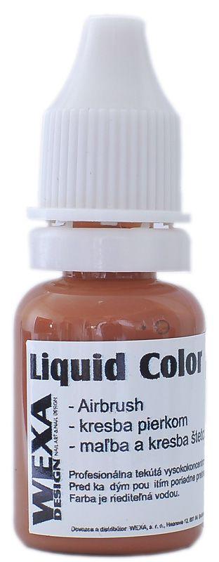 Liquid Color - WEXA nr. 33 - Skin color