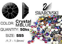 Swarovski F - Crystal MBLUE SS5