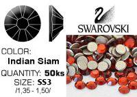 Swarovski F - Indiam Siam SS3