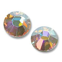 Zirkonium kamienky na nechty - Crystal AB
