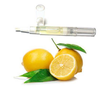 Automatická olejová fixka - Lemon / Citrón