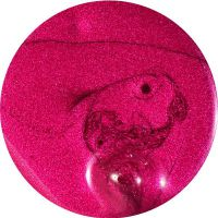 Color Glamour UV gél - Metallic Magenta