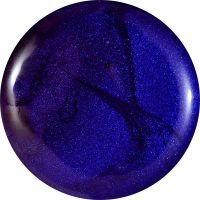 Color Glamour UV gél - Purple Satin