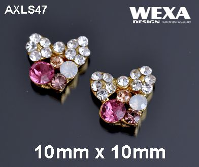 Crystal 3D Deco - AXLS47