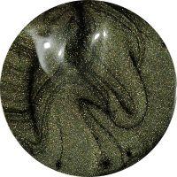 Farebný Glamour Cosmic UV gél - Army Morass
