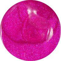 Farebný Glamour Cosmic UV gél - Shocking Magenta