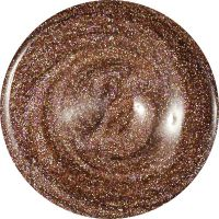 Farebný Glamour Glitz UV gél - Columbine