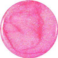 Farebný Glamour Glitz UV gél - Dahalia