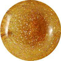 Farebný Glamour Glitz UV gél - Vulcano