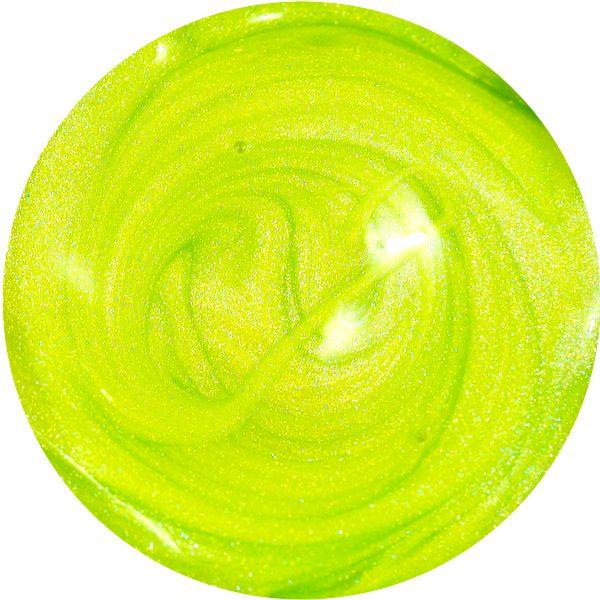 Farebný neonový metalický uv gél na nechty - Biohazard