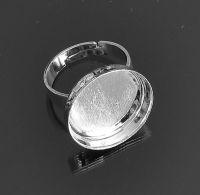 Prsteň lôžko - Kruh 18mm