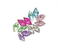 Akrylové Piky - diamanty na nechty